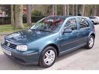 Volkswagen Golf 1.6 SE 5dr 2000 (X reg), Hatchback 2000