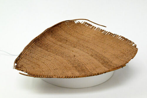 Large Antique Paiute winnowing / parching tray