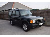 LAND ROVER DISCOVERY TD5 ES AUTO