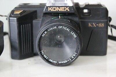 "MACCHINA FOTOGRAFICA VINTAGE DA COLLEZIONE "" KONEX KX - 88"