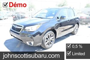 2018 Subaru Forester XT Limited