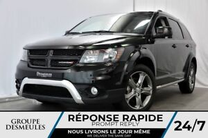 Dodge Journey Crossroad AWD + CUIRE 4 portes TECHNOLOGIE PACK