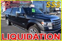 2013 Ford F-150 LARIAT * SUPERCREW * TOIT * ECOBOOST