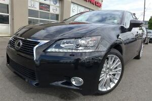 2013 Lexus GS 350 Tech Pkg. AWD. Navi. Night Vision. Head Up Dis