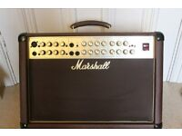 Marshall AS 80 Acoustic Guitar Amplifier