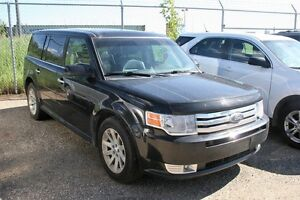 2011 Ford Flex SEL AWD, LEATHER, SUNROOF, SYNC, ALLOYS