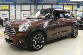 MINI Paceman COOPER [1 OWNER / DAB RADIO / 17''s] (brilliant copper metallic) 2014