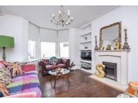 This spacious two bedroom split level apartment to rent in Brockley - Drakefell Road