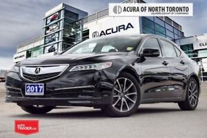 2017 Acura TLX 3.5L SH-AWD w/Tech Pkg Acura Certified! Accident
