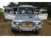 For Sale my beautiful 1995 Pajero 2.8 Diesel, been idle for one year due to many cars now for sale.