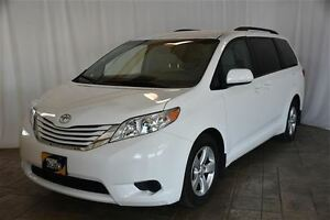2016 Toyota Sienna LE 8 PASSENGER, DUAL PWR SLIDING DOORS, PWR S