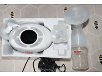 Electrical breast pump Nuby Natural Touch