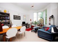 Beautiful one bedroom garden flat with an additional spare room/ study available to view now!