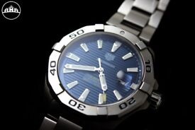 Tag Heuer Aquaracer Calibre 5 Automatic WAY2012 (2017)