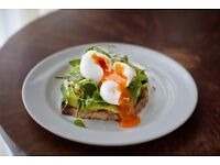Cafe Chef – Cowshed Primrose Hill – North London