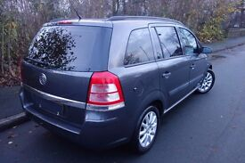 2009 Vauxhall Zafira 1.9 CDTI [DESIGN] HALF LEATHER, SPORT BUTTON, + SAFETY RECALL PASSED+