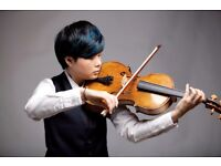 Violin/Viola Lessons in Manchester