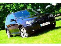 2007 BMW X3 2.0 MSPORT 5 DR 6 SPEED MANUAL (147 BHP )*** BRAND NEW MOT *** ( NO ADVISORY )