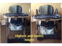 Infantastic highchair