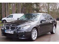 BMW 5 SERIES 2.0 520d SE 4dr FULL LEATHER , SATNAV, AUTO