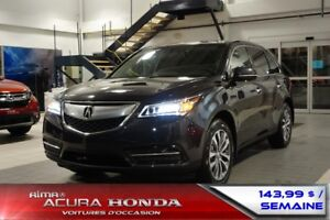 2015 ACURA MDX ENSEMBLE NAVIGATION