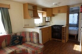 Mobile home to rent in peaceful location