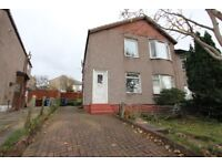 RUTHERGLEN - Montford Drive - Two Bed. Unfurnished