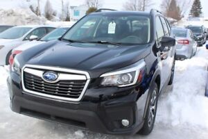 2019 Subaru FORESTER 2.5i CONVENIENCE w/EYESIGHT PKG CVT