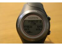 Garmin Forerunner 410 GPS Sportswath Bundle