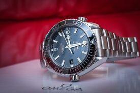 Omega Seamaster PO Master Chronometer 43.5mm 2016 MINT