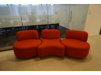 Modular Sofa By Hitch Mylius - 2 Groups of 3 Available