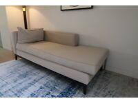 Luxury Chaise Longue Sofa Chair - RRP £2,199