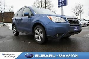 2015 Subaru Forester 2.5i Touring Package |$216 BIWEEKLY|HEATED