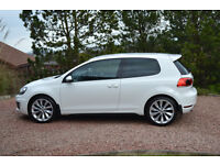 """Golf GTD, 170bhp, 3-door, with 18"""" Scirocco Alloys. Full service history."""