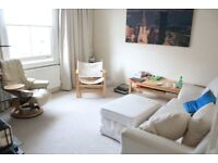Large one bedroom flat with extra study/single guest room Ravenscourt w6