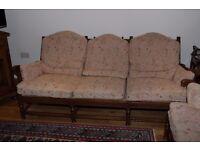 ercol sofa classic vintage