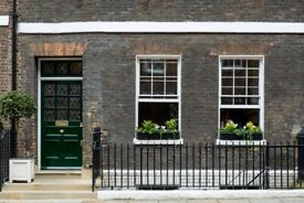 Quaint Office Space Located on a Gated Street Between Farringdon and Chancery Lane station- EC1N