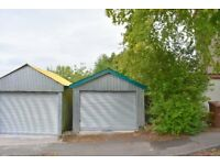 Newly renovated garages to rent (6 in total)