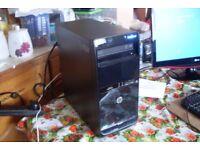 2013 HP Pro 3515 MT PC AMD A4-6300 3.7GHz 4GB RAM 500GB Radeon Graphics Windows 10