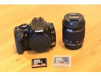 Canon EOS 400D Bundle (brand new lens and camera bag)