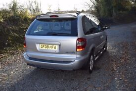 Chrysler Voyager 2.8 CRD EXECUTIVE 5d AUTO 151 BHP 7 Seats, Full MOT, Electric Doors *PRICE DROP*