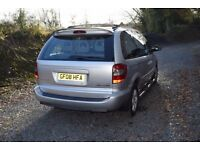 Chrysler Voyager 2.8 CRD EXECUTIVE 5d AUTO 151 BHP 7 Seats, Full MOT, Electric Doors