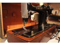 Vintage singr singer machine