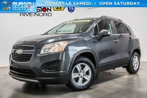 2013 Chevrolet Trax LT AWD BOSE+MAGS+BLUETOOTH