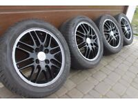 """15"""" FORD alloys with tyres 4x108 ford fiesta KA focus SIERRA escort courier xr3i"""