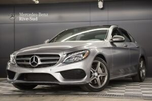 2016 Mercedes Benz C-Class C300 4MATIC, ENSEMBLE SPORT