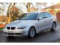 *EXCELLENT* 2003 BMW 520i SE E60, FSH, Parking Sensors, M-Sport Alloys, *6 Months Warranty*