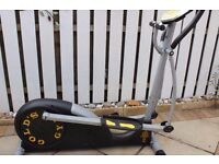 Gold gym cross Trainer
