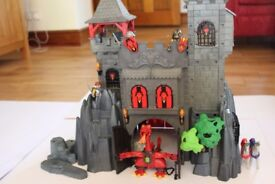 Playmobil Rock Castle 3269