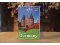 Discover Germany Lonely planet guide